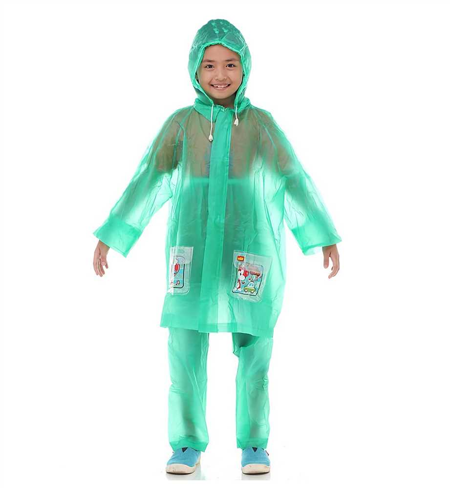 Jas Hujan Anak Rain.co CL 32