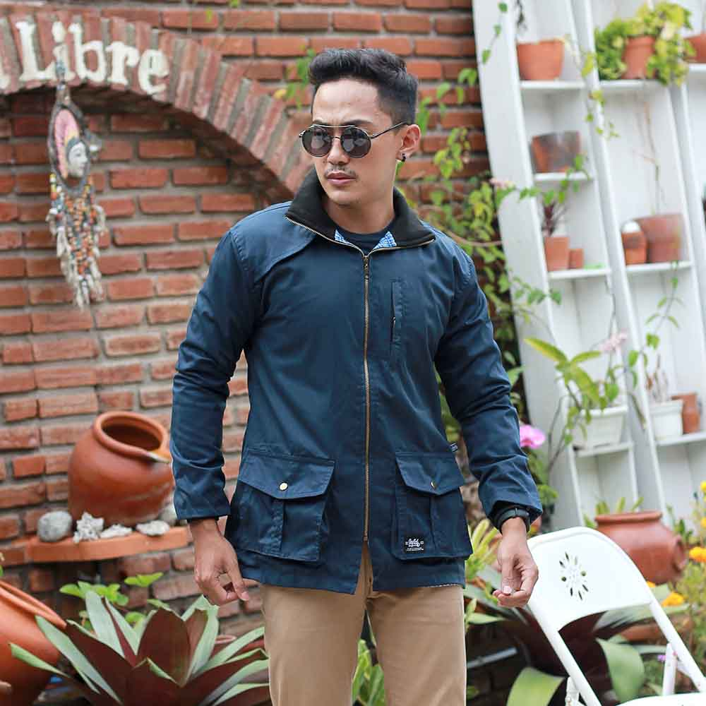 Jaket Casual Pria SBY INF 374