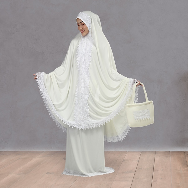 Mukena Wanita Deloxa Boutique MM 795