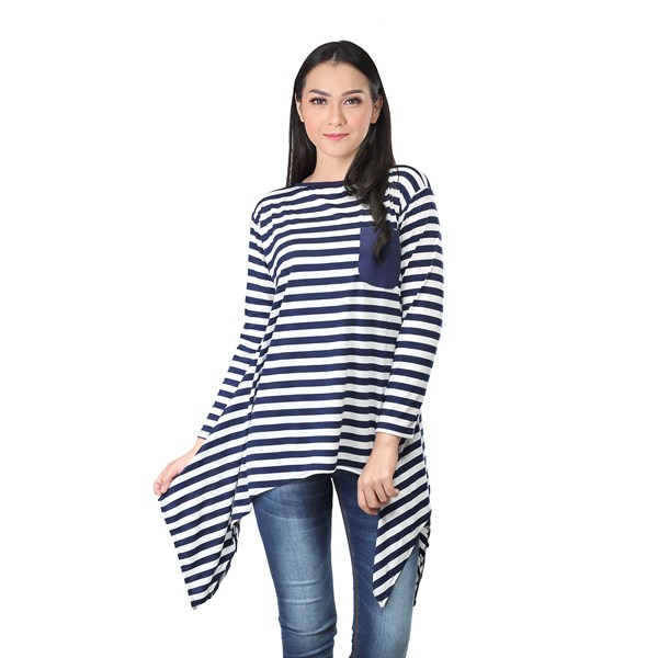 Blouse Casual Wanita Ramona Fashion SCR 364