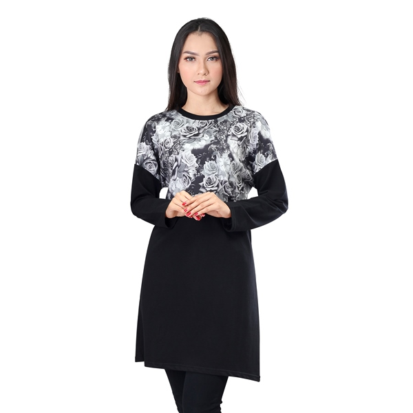 Dress Wanita Ramona Fashion SRS 473