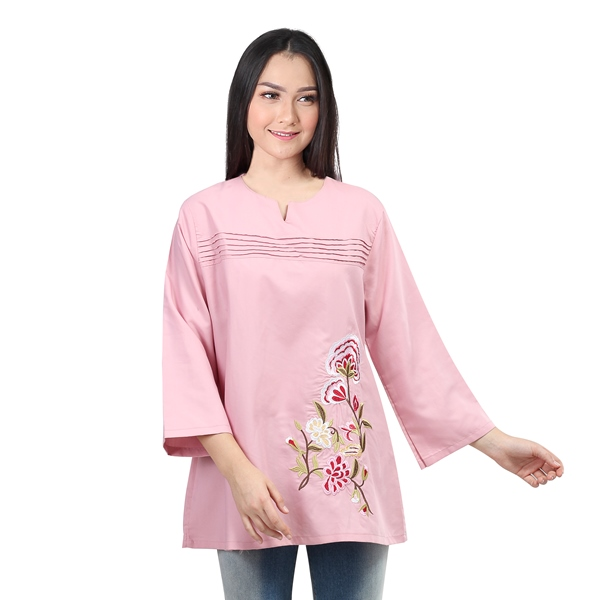 Dress Wanita Ramona Fashion SRS 857