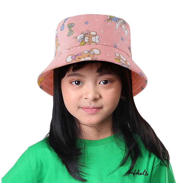 Topi Bucket Anak Sidekido BB 444