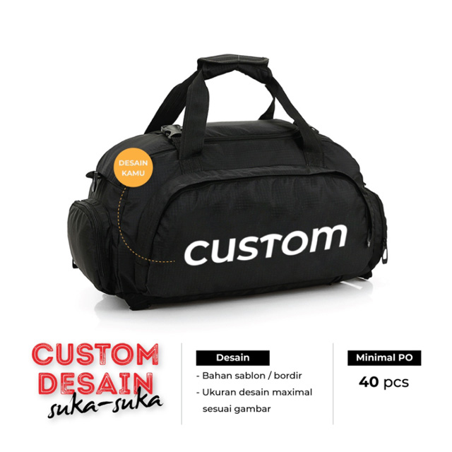 Tas Seminar Laptop Custom CST 283