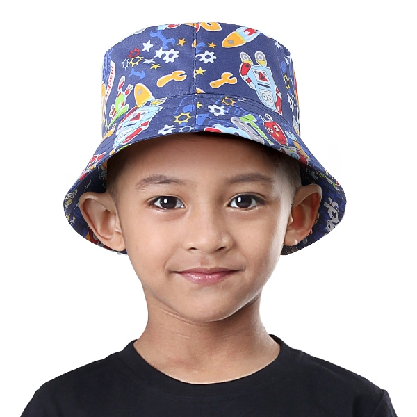 Topi Bucket Anak Sidekido BB 699